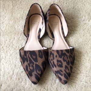 Cheetah flats!